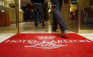 La cour de cassation a annulé la condamnation au civil de DSK dans l'affaire dite du Carlton de Lille.