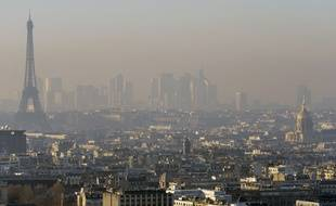 Paris connaît le pic de pollution le plus long et le plus intense depuis ces dix dernières années.