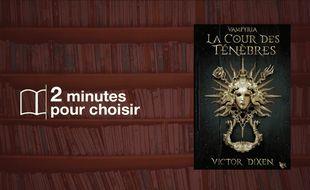 Vampyria, livre 1: La Cour des Ténèbre