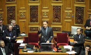 Le Sénat a rejeté mardi soir la proposition de loi (PPL), soutenue par le gouvernement, du député PS François Brottes, proposant un tarif progressif de l'énergie et l'extension des tarifs sociaux de l'énergie.