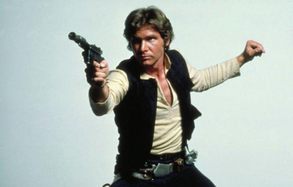 L'acteur Harrison Ford dans le rôle d'Han Solo dans «Star Wars: L'Empire contre-attaque». – LUCASFILM
