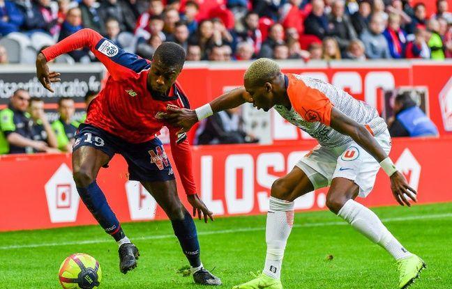 Lille-Montpellier: Le Losc stoppe sa série de victoires mais n'en fait pas un drame
