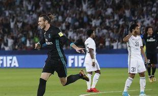 Bale a délivré le Real Madrid en demi-finale du Mondial des clubs.