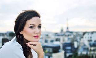 La soprano française Julie Fuchs.