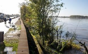 La Métropole a déboursé 20 millions d'euros pour conforter les digues sur la rive droite de la Garonne.