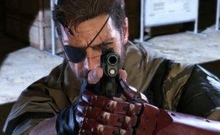 Big Boss, héros de Metal Gear Solid 5
