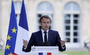 Le président Emmanuel Macron préside ce lundi un Conseil de défense écologique pour aborder les premières mesures issues de la Convention Citoyenne pour le Climat.