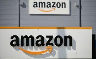 Une plateforme logistique Amazon dans les Hauts-de-France. (Illustration)