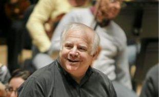 Leonard Slatkin, directeur de l'ONL