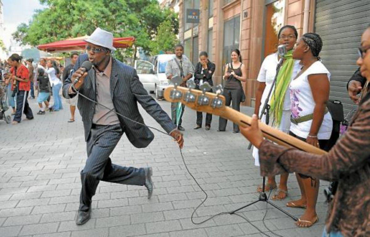 Outre sur des scènes officielles, des musiciens se produiront aussi en pleine rue. –  Archives G. Varela / 20 Minutes