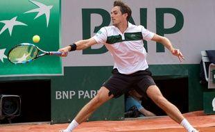 Edouard Roger-Vasselin ne gardera pas un souvenir impérissable de son Roland-Garros 2015.