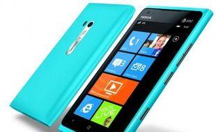 Le Nokia Lumia 900, présenté le 9 janvier 2012 au CES de Las Vegas, dont la date de sortie pour l'Europe n'a pas été précisée.