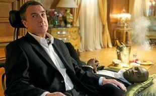 François Cluzet incarne Philippe, un riche tétraplégique dans «Intouchables».