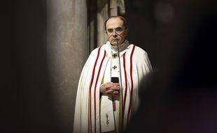 Le cardinal Barbarin a démissionné de ses fonctions d'archevêque en mars 2020.