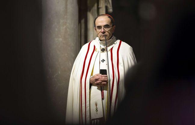 Lyon: Le procès du cardinal Philippe Barbarin reporté à janvier 2019
