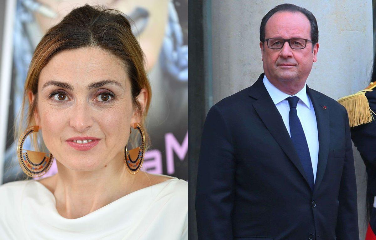 François Hollande et Julie Gayet (montage) – SIPA