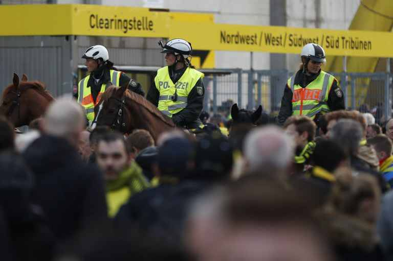 Un suspect de la mouvance islamiste interpellé — Attentat de Dortmund