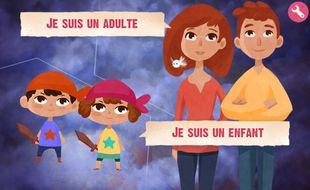 La plateforme Lumine s'adresse aussi bien aux enfants qu'aux parents