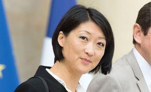 Fleur Pellerin, ministre de la Culture, le 24 juin 2015, à Paris.