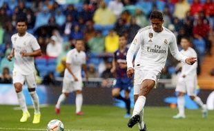 Raphaël Varane, le 14 septembre 2019 avec le Real Madrid.