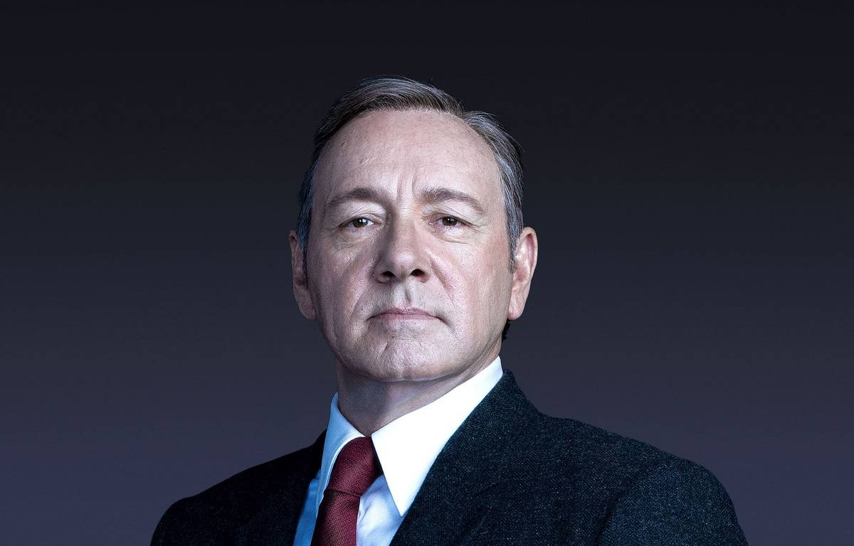 Kevin Spacey incarne Frank Underwood dans  – © 2015 MRC II Distribution Company L.P; All Rights Reserved. © 2015 Sony Pictures Television Inc. All Rights Reserved.