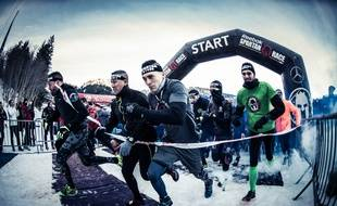 L'édition 2017 de la Spartan Race de Valmorel avait attiré plus de 3.500 participants.