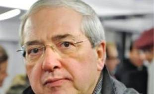 Jean-Paul Huchon, président de l'IDF