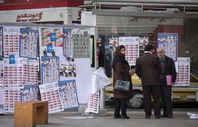 Iran: Les conservateurs favoris des élections législatives