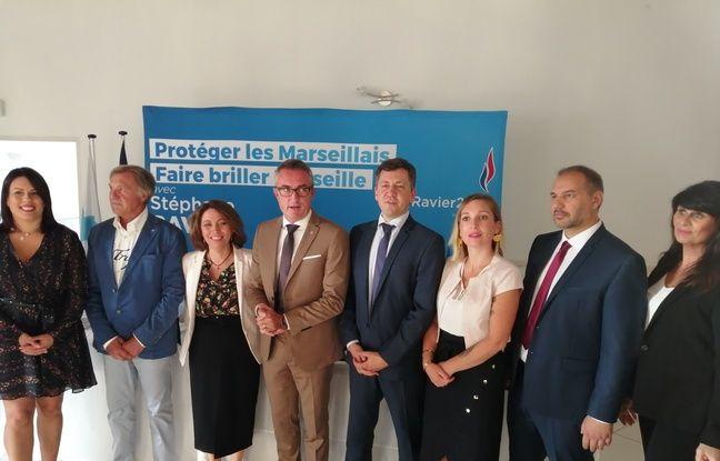 Municipales 2020 à Marseille: Stéphane Ravier (RN) lance sa campagne autour de la sécurité, et tape sur la mairie en place