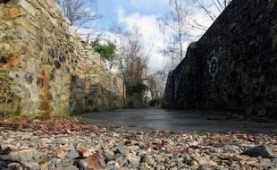 Le site des cartoucheries de la Courrouze, à Rennes.