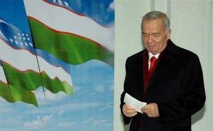 L'Organisation pour la sécurité et la coopération en Europe (OSCE) a jugé non démocratique lundi l'élection présidentielle qui s'est tenue la veille en Ouzbékistan et qui devrait se conclure par une victoire écrasante du président sortant Islam Karimov