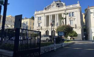 La chambre de commerce et d'industrie Nice Côte d'Azur