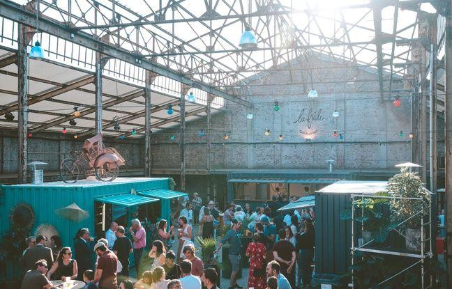Lille : La Friche Gourmande déménage pour devenir le temple de la street-food