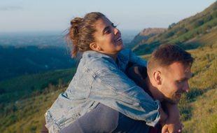 Inès Reg et Kevin Debonne dans «Je te veux moi non plus» de Rodolphe Lauga