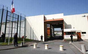 La prison de Bois d'Arcy dans les Yvelines, en avril 2010.