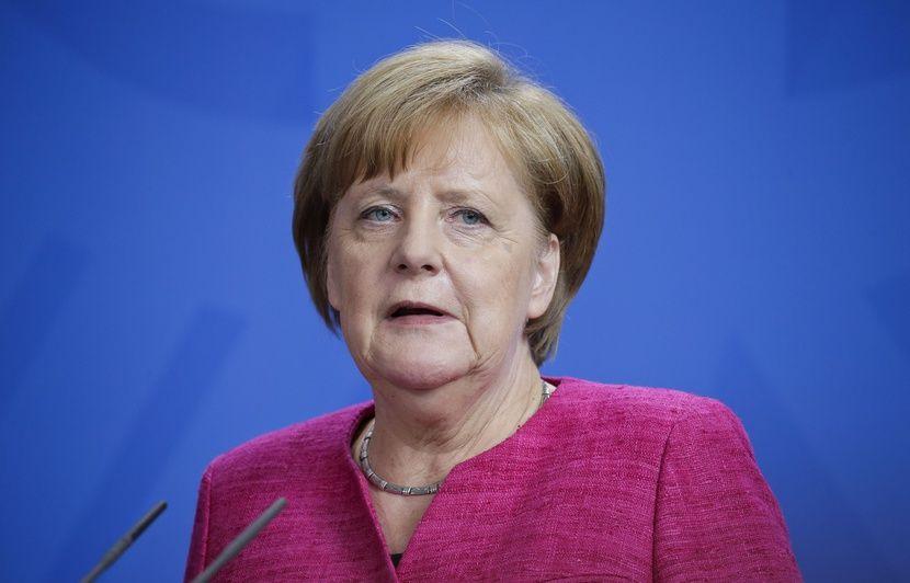 a418d617415 Allemagne  Angela Merkel va quitter la présidence du parti CDU en décembre  et se retira de la chancellerie en 2021