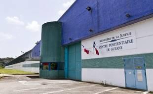 La prison de Remire-Montjoly, l'unique de Guyane.