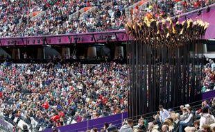 Plus de 2,4 millions de billets ont déjà été vendus pour les jeux Paralympiques de Londres et la plupart des épreuves se jouent devant des stades pleins, y compris pour des matches de poules ou les séries de natation et d'athlétisme, selon le comité organisateur