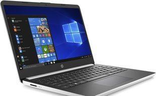 Avec le Black Friday, profitez de 10% de réduction sur le HP Notebook 14s-dq1004nf.