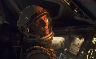Matthew McConaughey dans Interstellar.