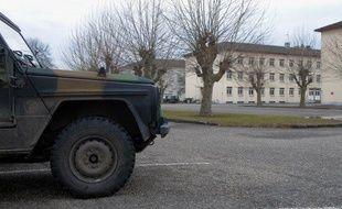 Le bataillon de la Bundeswehr occupera les locaux du 1er régiment de Génie.