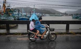 Le sud de la Thaïlande a été touché par la tempête Pabuk