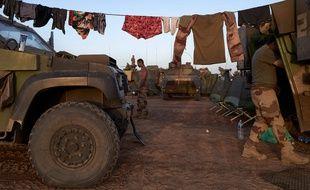 Des soldats français dans le nord du Burkina Faso, en novembre 2019 (image d'illustration).