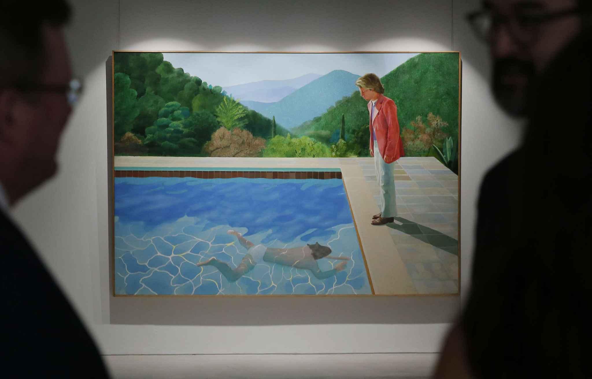 Prix D Un Tableau D Artiste les dix tableaux les plus chers au monde — 20minutes.fr