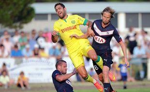 L'été dernier, Nantais et Bordelais s'étaient affrontés en amical (1-1).
