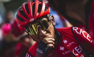 Nairo Quintana lors du Tour de Provenc, le 21 février 2020.