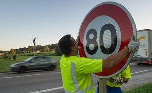 Le changement de panneaux débute le 28 juin en Haute-Garonne.