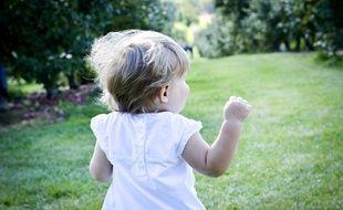 Une fillette de cinq ans atteinte de la maladie d'Addison va bientôt être ménopausée. (illustration)