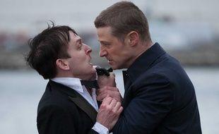 Ben McKenzie dans la série «Gotham».