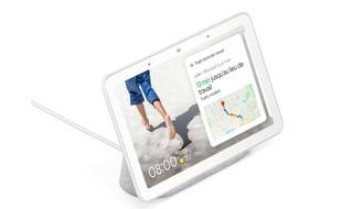 Le Google Nest Hub lancé en France à 129 euros.